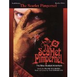 The Scarlet Pimpernel Vocal Selections, ISBN 0769258476, PF0806, used song books for sale,  used songbooks for sale