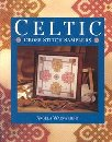 Celtic Cross Stitch Samplers, Angela Wainwright, 0304344435, books on cross stitch, books of cross  stitch patterns, books of Celtic patterns, books of Celtic art, used books, for sale