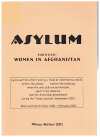 Asylum Women In Afghanistan for SATB Bruce McNicol Australian composer used original SATB choral sheet music score for sale in Australian second hand music shop