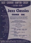 used Jazz Classics CombOrk book for sale, used Jazz Classics Comb Ork book for sale