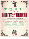 Martyn Green's Treasury Of Gilbert and Sullivan with commentary (1961) ISBN 0671224190 used book for sale in Australian second hand music shop