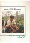 Advances In Tropical Acacia Research ACIAR Proceedings No.35 editor John W Turnbull (1991) ISBN 1863200363 used book for sale in Australian second hand book shop