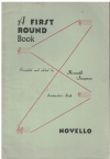 A First Round Book Instructor's Book edited Kenneth Simpson (1959) 