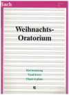 Bach Weihnachts-Oratorium (Christmas Oratorio) BWV 248 Vocal Score (Klavierauszug) by J C Bach Piano reduction by Gyorgy Orban (1996)ISBN 9639303670 