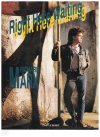Right Here Waiting (1989) Richard Marx used piano sheet music score for sale in Australian second hand music shop