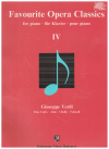 Favourite Opera Classics IV Book II Guiseppe Verdi Konemann ISBN 9638303751 used book for sale in Australian second hand music shop