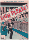 Sign Please! (c.1925) song by Gordon Allan Australian songwriter 