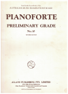 AMEB Pianoforte Examinations No.10 1984 Preliminary Grade Revised Edition Australian Music Examinations Board Item No.1201010039 