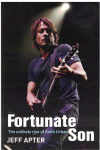 Fortunate Son The Unlikely Rise Of Keith Urban by Jeff Apter ISBN 9781741668087 biography used second hand book for sale in Australian second hand book shop