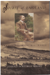 Spirit Of England Edward Elgar In His World by Jerrold Northrop Moore SIGNED BY AUTHOR ISBN 0434475416 used second hand book for sale in Australian second hand book shop