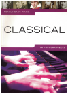 Really Easy Piano Classical 36 Popular Pieces ISBN 184449568X Wise Publications AM980419 used piano music book for sale in Australian second hand music shop