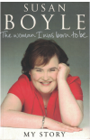 The Woman I Was Born To Be: My Story by Susan Boyle ISBN 9780593066959 used second hand book for sale in Australian second hand book shop