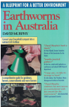 Earthworms In Australia A Blueprint For A Better Environment by David Murphy (Reprint 1997) ISBN 1875657096 used book for sale in Australian second hand bookshop
