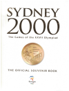 Sydney 2000 The Games Of The XXVII Olympiad The Official Souvenir Book First Edition October 2000 ISBN 1876719443 used second hand book for sale in Australian second hand book shop