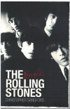 The Rolling Stones Fifty Years by Christopher Sandford ISBN 9780857201034 biography used second hand book for sale in Australian second hand book shop