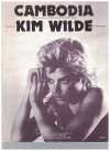 Cambodia (1981) by Ricky Wilde Marty Wilde Kim Wilde 