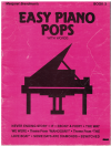 Margaret Brandman's Easy Piano Pops With Words Book 3 piano songbook (1985) used song book for sale in Australian second hand music shop