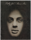 Billy Joel Piano Man PVG songbook (c.1974) used song book for sale in Australian second hand music shop