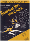After Graduation Day (1947) song from musical 'Barefoot Boy With Cheek' by Sylvia Dee Sidney Lippman 
