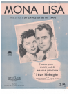 Mona Lisa (1949) song from film 'After Midnight' Jay Livingston Ray Evans Conway Twitty  