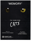 Memory (1981) theme song from show 'Cats' by Trevor Nunn after T S Eliot Andrew Lloyd Webber Elaine Paige Barbra Streisand 