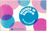 Rounds In Rhythm -by- Betty Barlow (1984) used book of rounds for sale in Australian second hand music shop