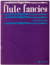 Flute Fancies compiled & arranged by Hugh M Stuart with Piano Accompaniment Score and Part 