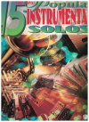 The New Popular Instrumental Solos Flute ISBN 0769256036 