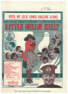 Until My Luck Comes Rolling Along (1922) song from musical play 'Little Nellie Kelly' George M Cohan Ireland Cutter June Roberts 