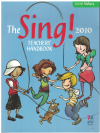 The Sing Book 2010 Teachers' Handbook ABC Books ISBN 9780733324628 used book for sale in Australian second hand music shop
