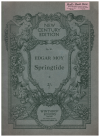 Edgar Moy The Springtide for Piano (Where Rushes Grow April Rain Meadow Sweet Passing Clouds The Joy of May) New Century Edition No.81 