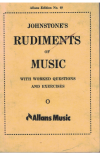 A Royal Road To The Rudiments Of Music With Worked Questions And Answers A Simple Handbook For Examination Students 