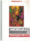 Microjazz II for piano by Christopher Norton (1983) used piano book for sale in Australian second hand music shop