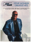 EZ Play Today No.277 songbook for Organs Pianos and Electronic Keyboards Stevie Wonder Greatest Hits 26 Songs ISBN 9780634066603 HL00100186 